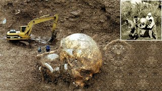 7 Giant Human Skeletons Ever Found