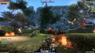 Icarus Online Combat Gameplay Preview 4k Resolution