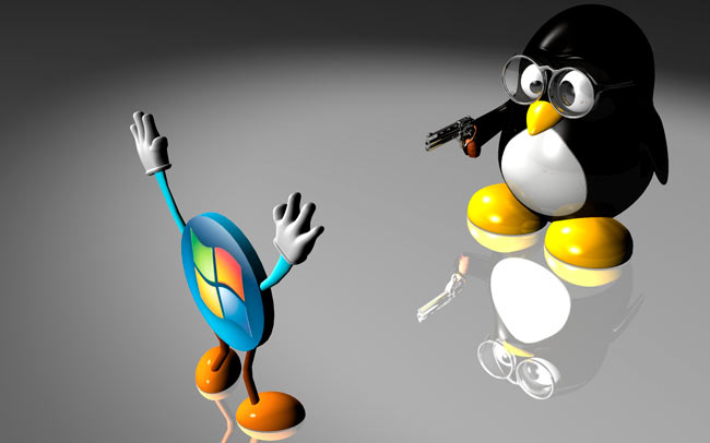 Linux vs. Windows