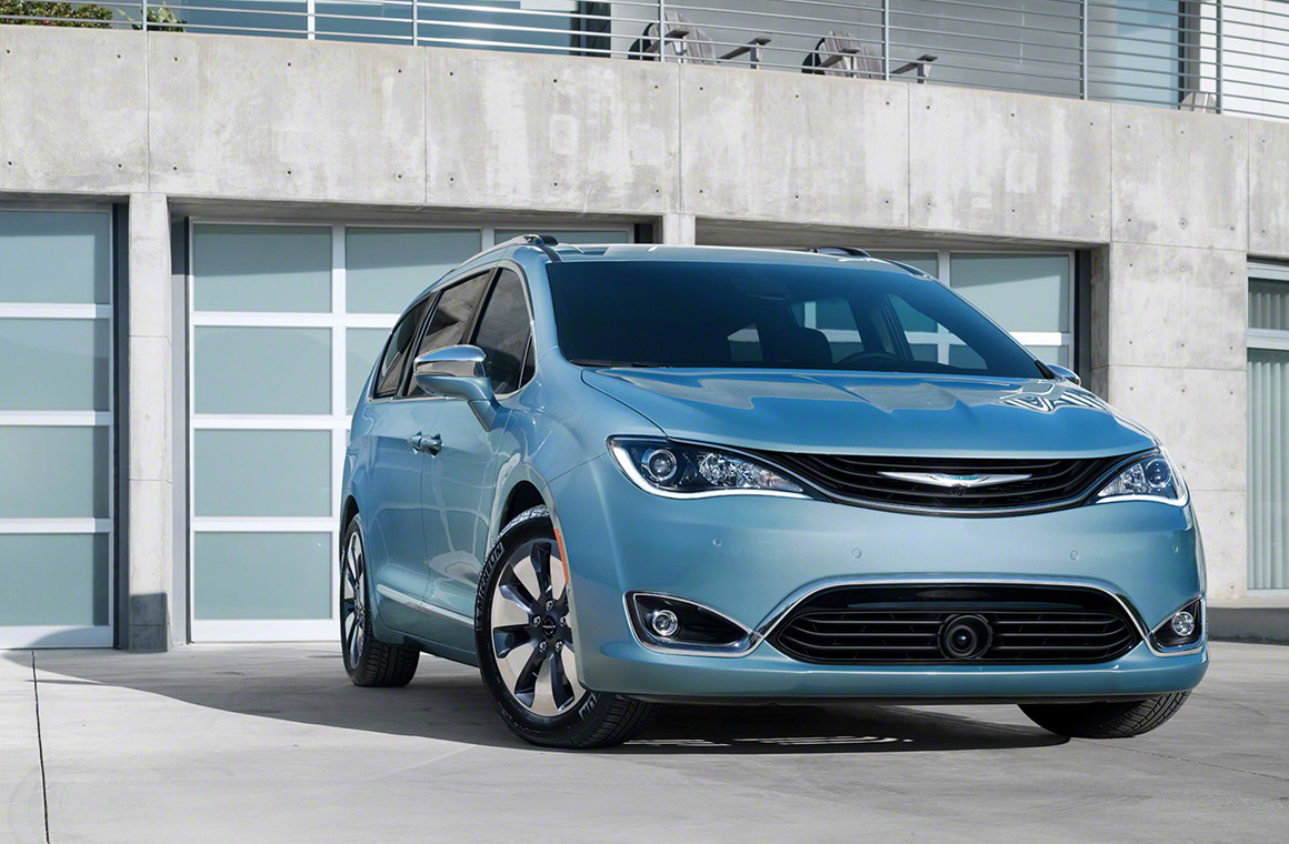 автопилот chrysler pasifica